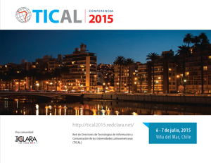 Folleto Patrocinio TICAL2015